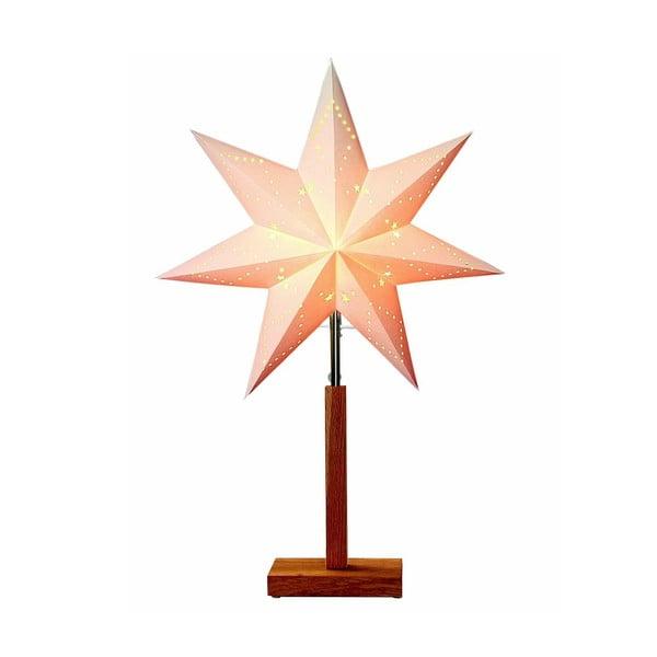Svietiaca hviezda so stojanom Best Season Karo Mini