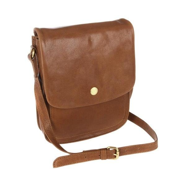 Dámska kožená taška Lucinda Tan