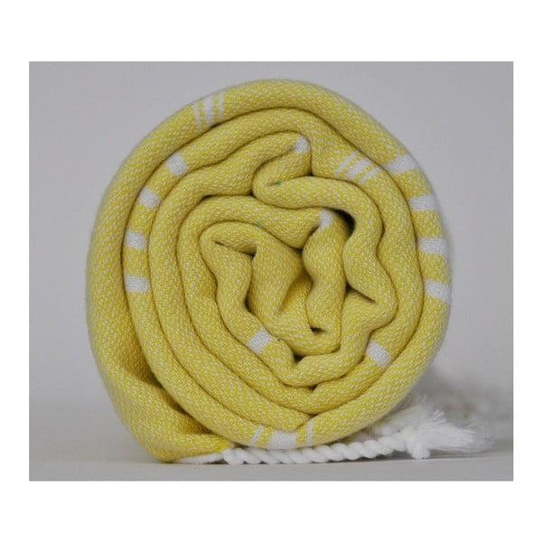 Peshtamal Sultan Yellow, 95x170 cm