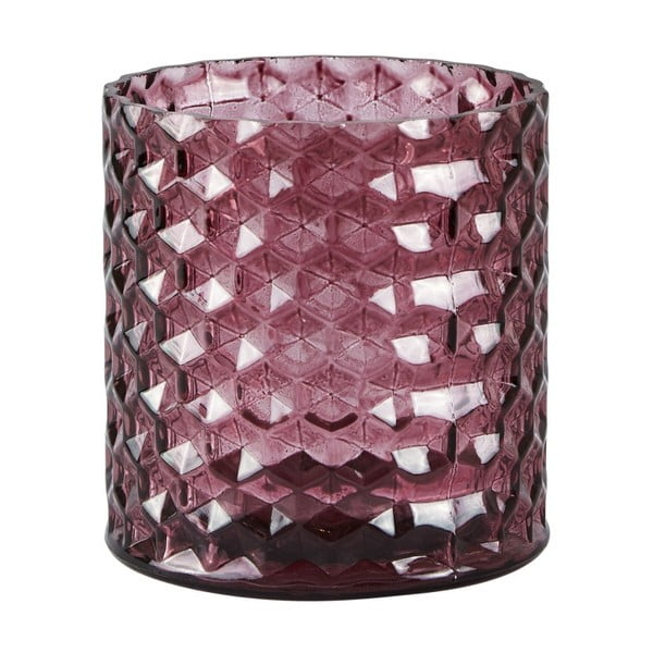 Váza KJ Collection Bordeaux, 11cm
