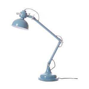 Modrá stolová lampa Look4Lamps Volcano