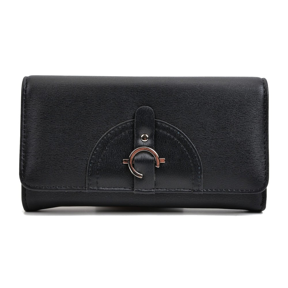Čierna dámska peňaženka Anna Luchini Misma