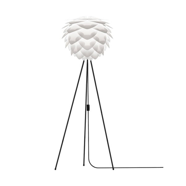 Biele svietidlo VITA Copenhagen Silvia, Ø45cm