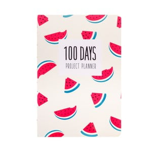 Plánovač Languo 100 Days Meloun