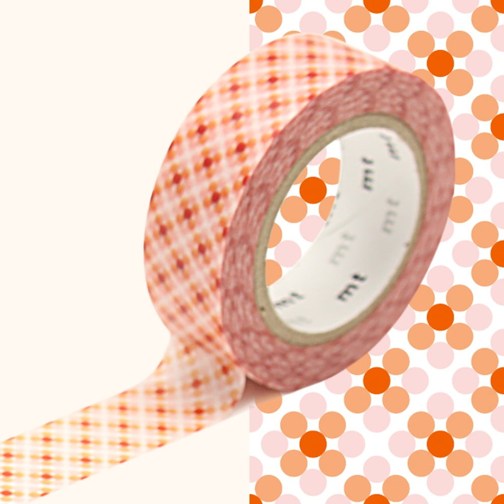 Washi páska MT Masking Tape Stephanie, návin 10 m