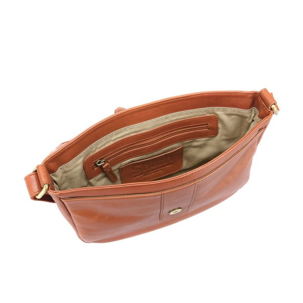Dámská kožená kabelka Harriet Toffee