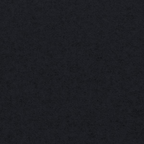 Čierna pohovka pre troch VIVONITA Cloud
