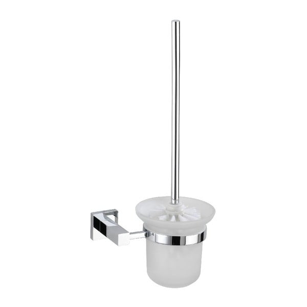 Samodržiaci stojan s toaletnou kefou Wenko Power-Loc Remo