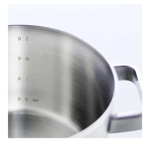 5-dielna sada riadu z nehrdzavejúcej ocele BK Conical Glass