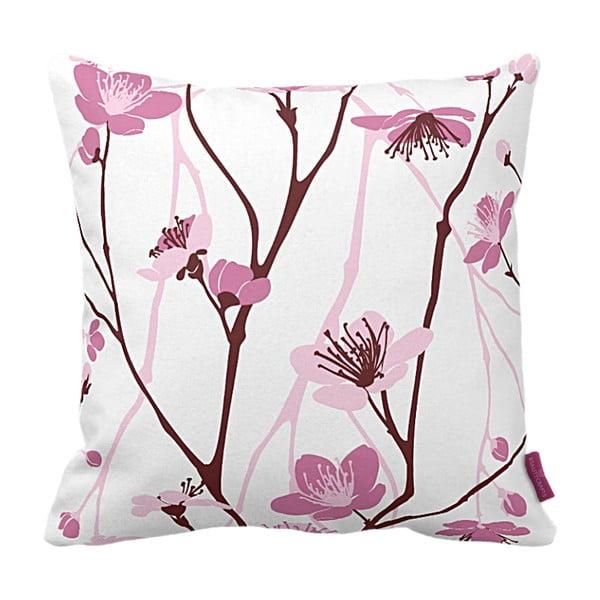 Vankúš Cherry Flower, 43x43 cm