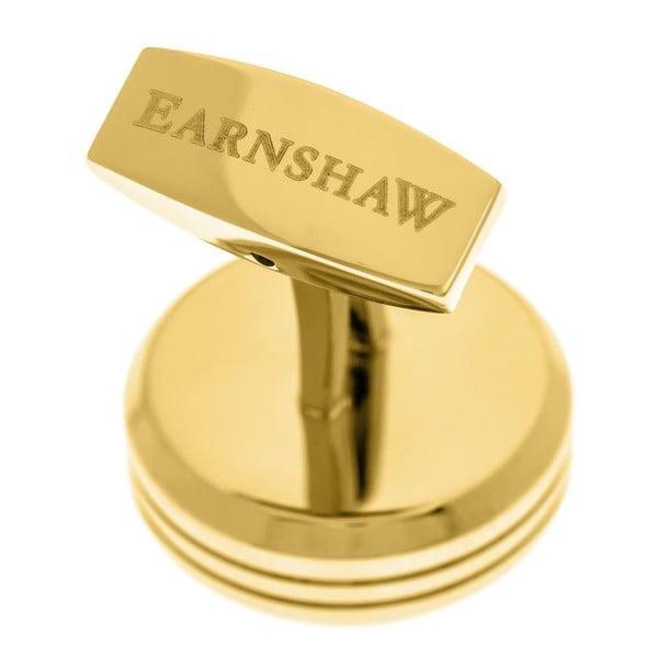 Manžetové gombíky Thomas Earnshaw Gold