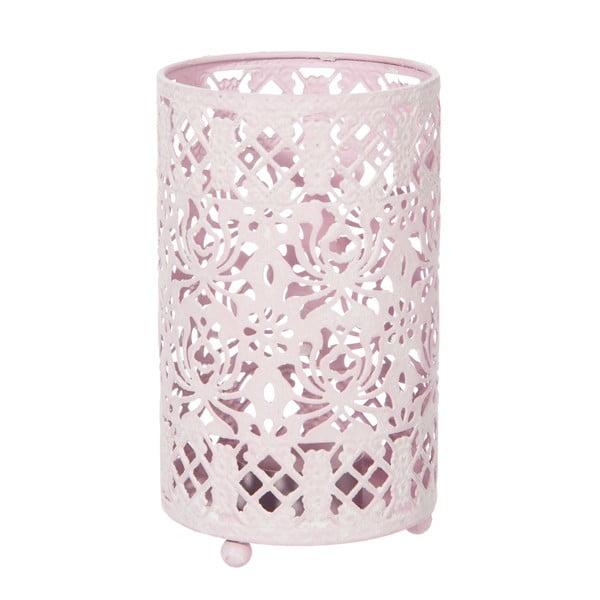 Lampáš Round Pink, 15 cm
