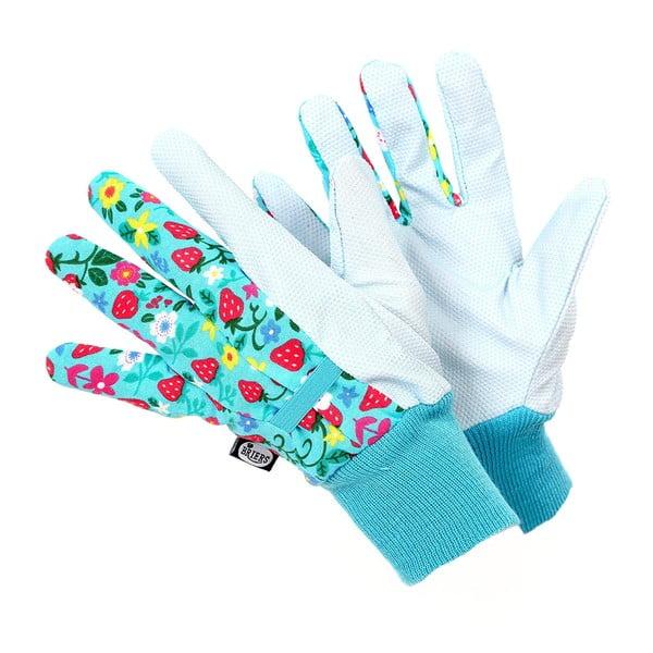 Záhradné vodeodolné rukavice Strawberry