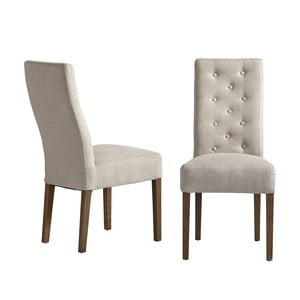 Stolička Canett Twitter Chair, tmavé nohy