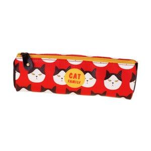 Školský peračník Cat, červený