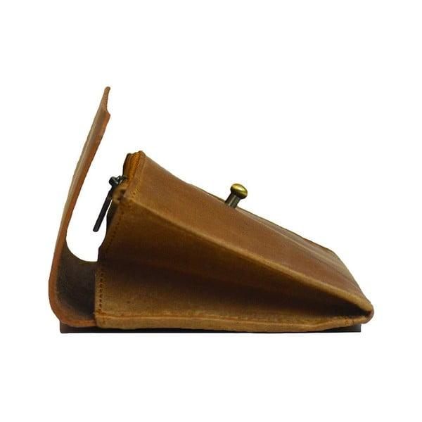 Kožená peňaženka Pixies Pouch, ťavia