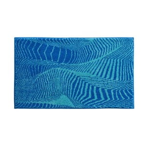 Kúpeľňová predložka Kolor My World XIII 60x100 cm, tyrkysová