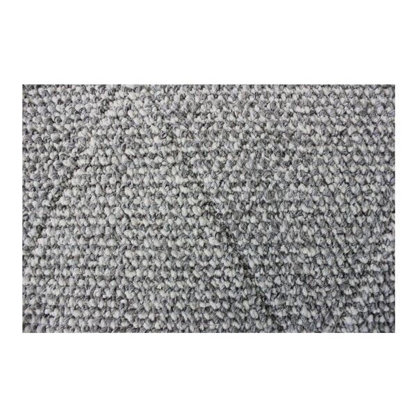 Koberec Petronas Grey, 57x230 cm