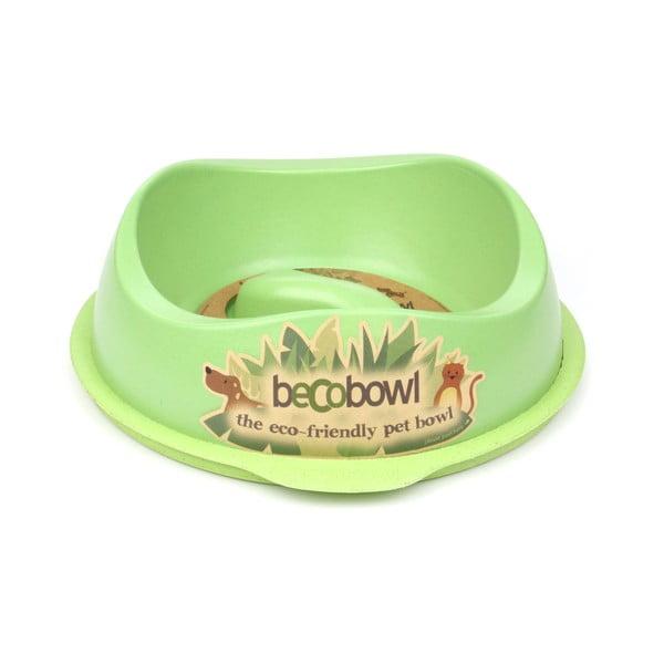 Miska pre psíkov/mačky Beco Bowl 28,5 cm, zelená