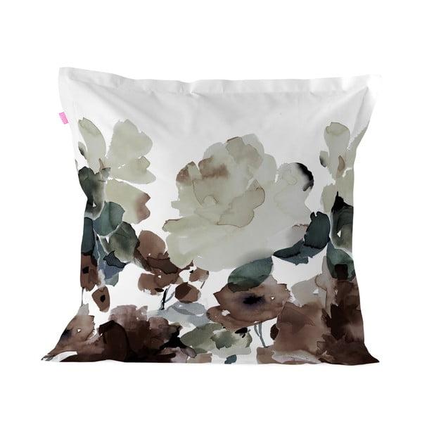 Obliečka na vankúš z čistej bavlny Happy Friday Sunset Garden, 60 x 60 cm