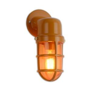 Oranžové nástenné svietidlo Miloo Home Factory