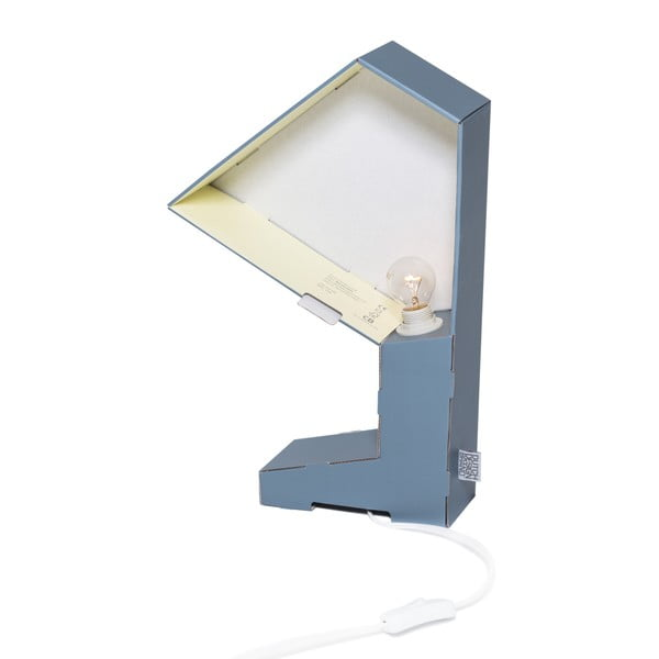 Kartónová lampa Amsterdam