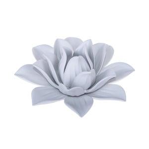 Keramická kvetina Dino Bianchi Fiore, ⌀ 13,5 cm