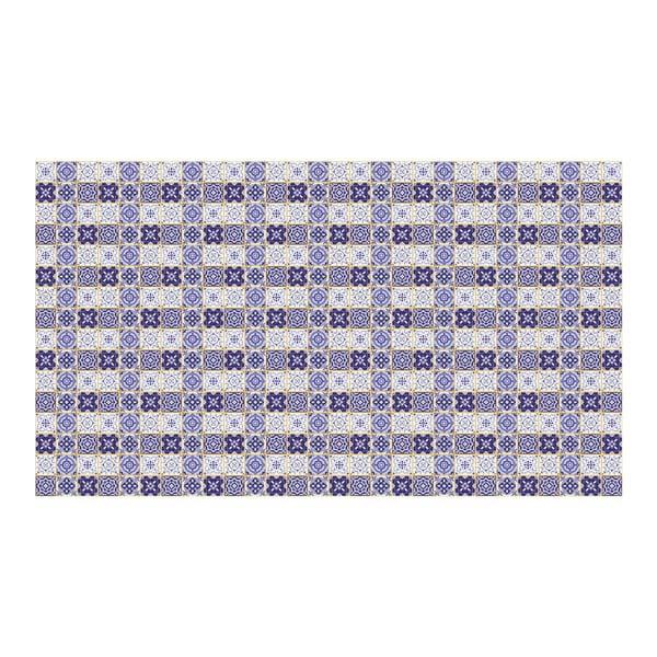 Vinylový koberec Geela Purple, 52x280 cm