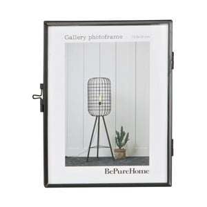 Stolový fotorámik BePureHome Gallery, na fotografiu 13,5 × 18 cm