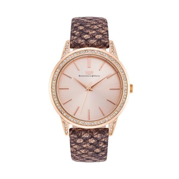 Dámske hodinky Rhodenwald&Söhne Sandia Nature Rose Gold