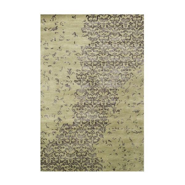 Vlnený koberec New Jersey Purple, 153x244 cm