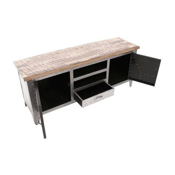 Televízny stolík Detroit, 146x61x42 cm