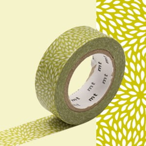 Washi páska MT Masking Tape Mael, návin10m