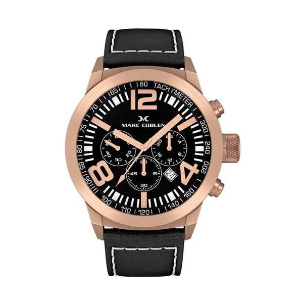 Dámske hodinky Marc Coblen s remienkom a krúžkom na ciferník naviac P107