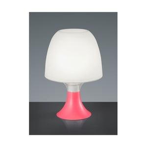 Stolová lampa Akki, ružová