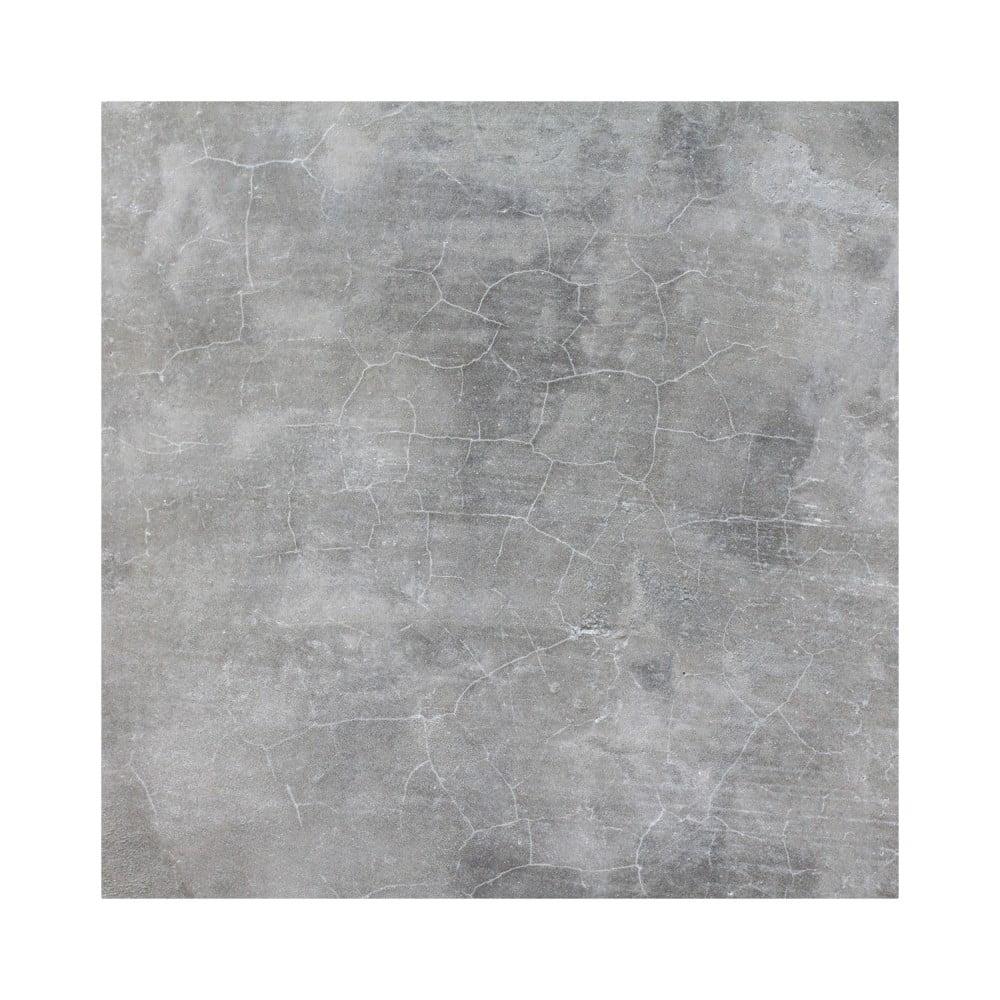 Samolepka na podlahu Ambiance Slab Stickers Waxed Concrete, 60 × 60 cm