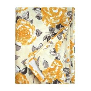 Žltý obrus Ragged Rose Tessa