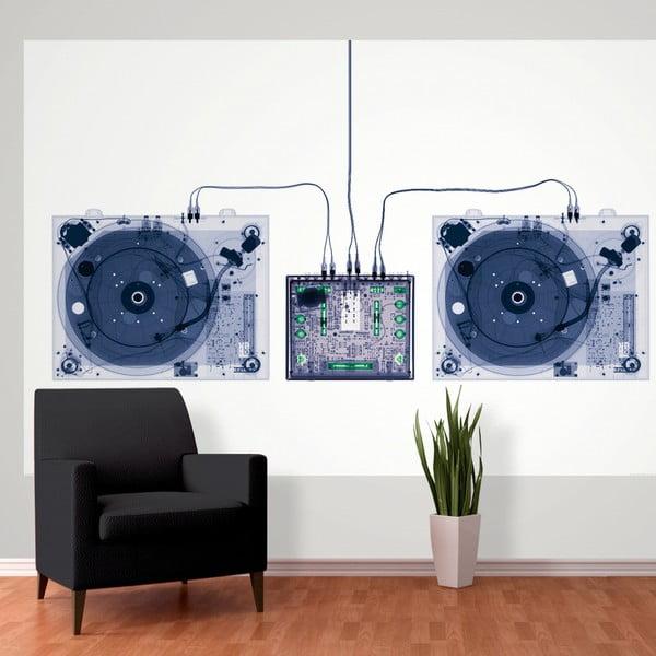 Veľkoformátová tapeta X-ray, 158x232 cm