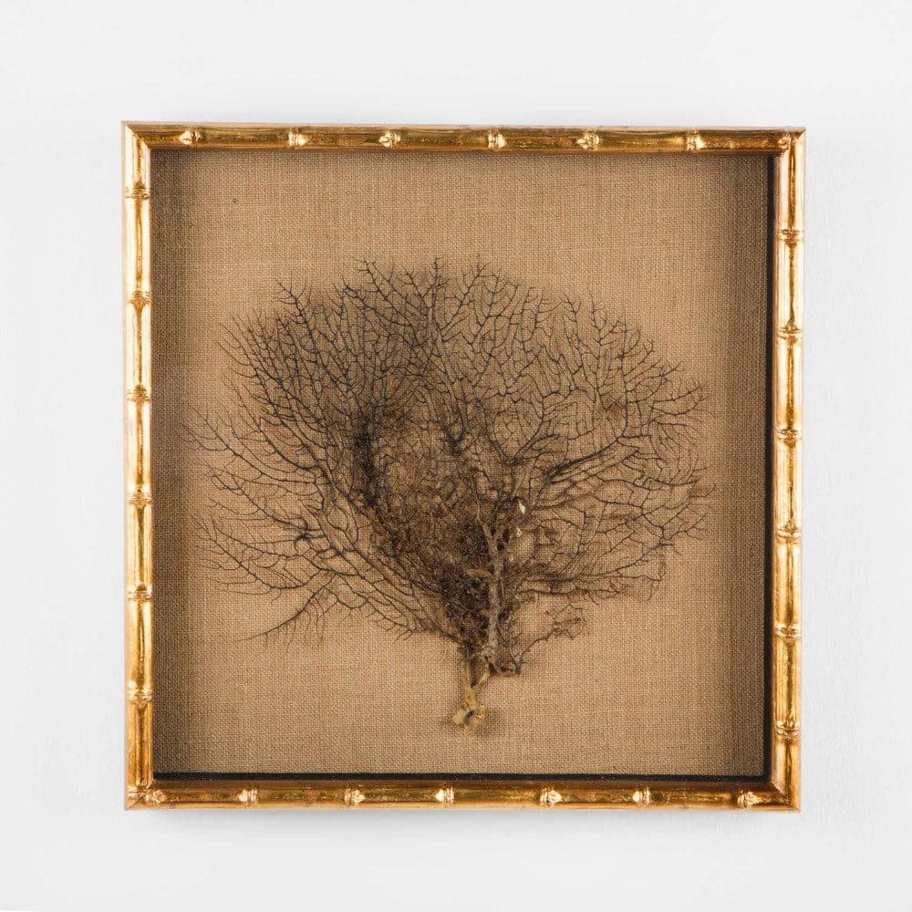 Fotorám z dreva Thai Natura, 49 × 49 cm