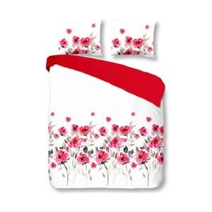 Obliečky Flowerdream Red, 140x200 cm