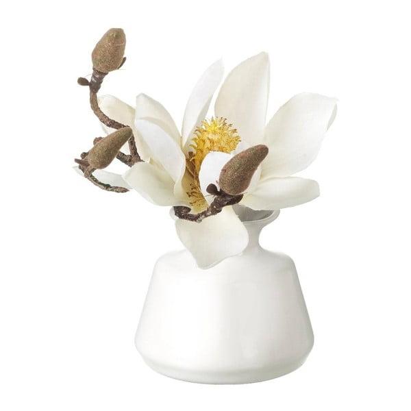 Umelý kvet vo váze Magnolia