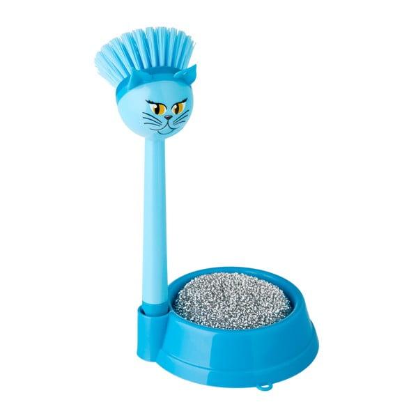 Sada na umývanie riadu Vigar Blue Cat