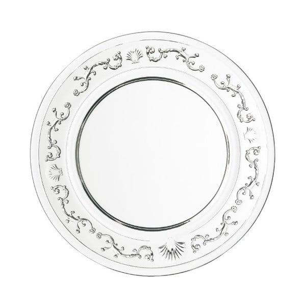 Sklenený dezertný tanier Ego Dekor Versailles, ⌀ 19 cm