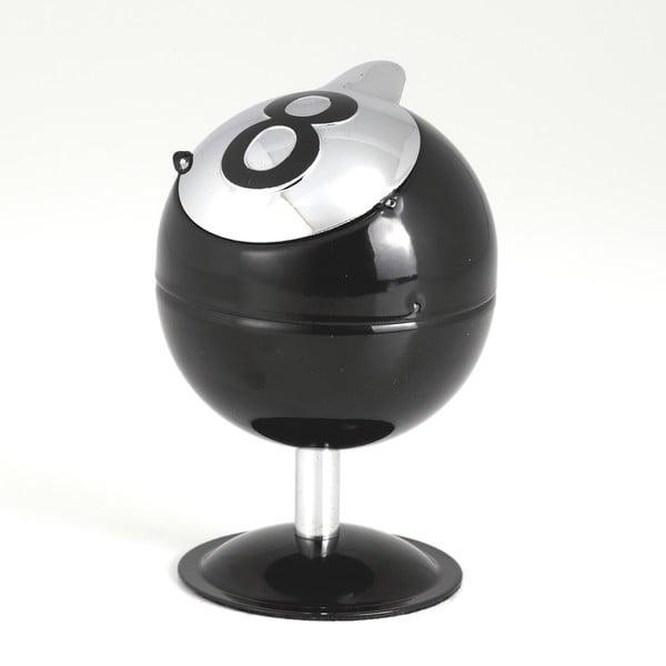 Čierny popolník Tomasucci Ball