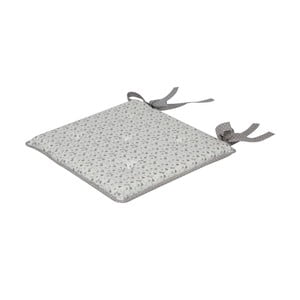 Podsedák Basic Hearts 40x40 cm, sivý