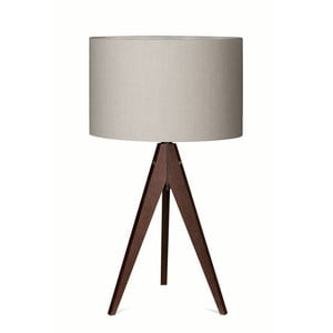 Stolová lampa Artist Birch Dark Brown/Grey