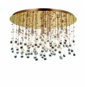 Stropné svietidlo Evergreen Lights Gold Drops