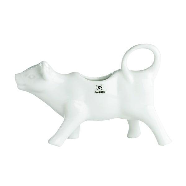 Porcelánová kanvička na mlieko KJ Collection Milk, 150 ml