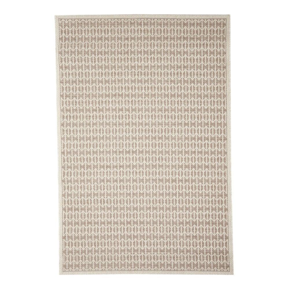 Svetlohnedý vonkajší koberec Floorita Stuoia Mink, 130 × 190 cm