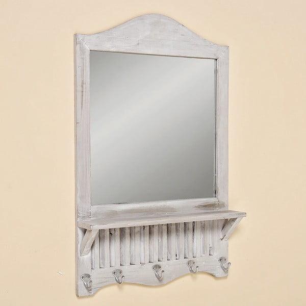 Zrkadlo s poličkou Jive